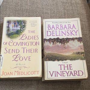 Two ladies novels